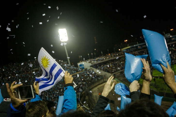 nightlife in Montevideo Uruguay travel guide world cup football match