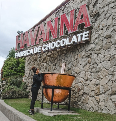 Havanna chocolate factory museo del chocoloate things to do in bariloche Argentina