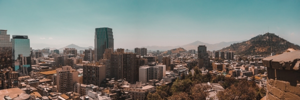 Santiago, Chile, the city they call soulless that took us by surprise