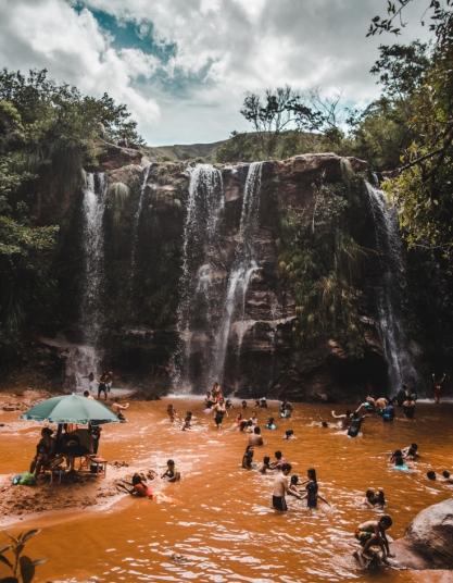 las cuevas waterfalls samaipata travel guide bolivia | how to get to el fuerte de samaipata ruins orange river