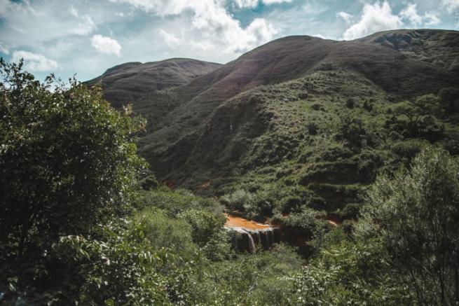 las cuevas waterfalls samaipata travel guide bolivia | how to get to el fuerte de samaipata ruins