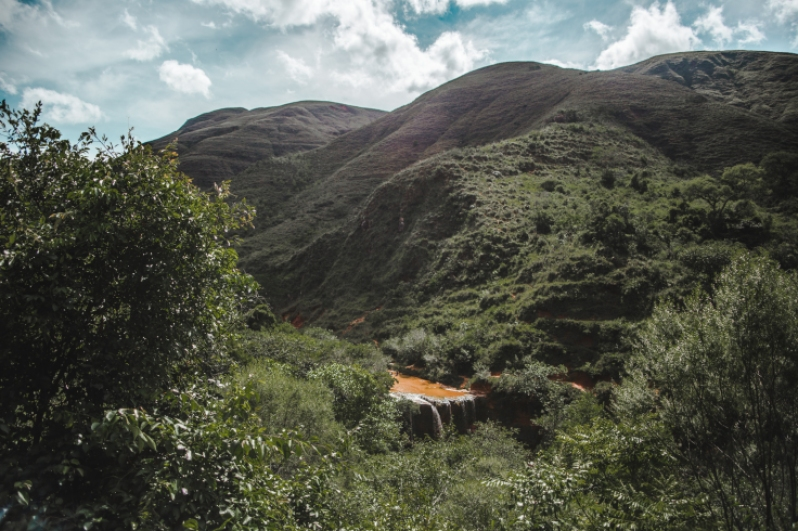 las cuevas waterfalls samaipata travel guide bolivia   how to get to el fuerte de samaipata ruins