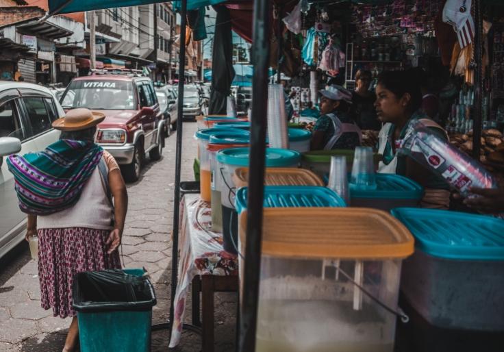 Mercados markets in santa cruz de la Sierra bolivia