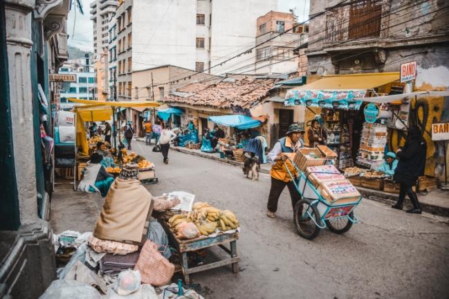 la paz death road tour bolivia travel guide tips