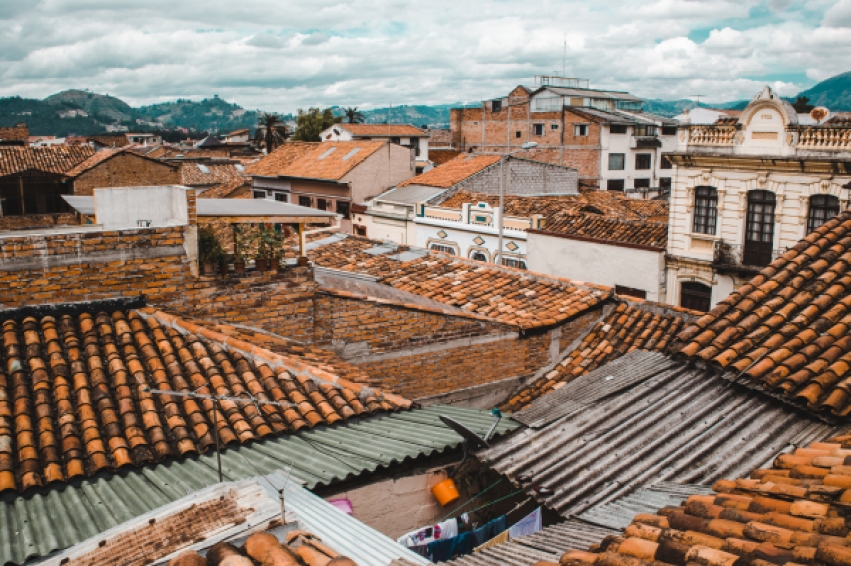 cuenca rooftops guide to travel where to stay calderon