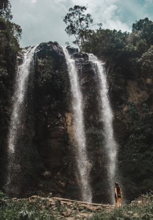 ecuador what to do where to go visit banos baños waterfalls south america latin travel trip itinerary, planning traveling travelling