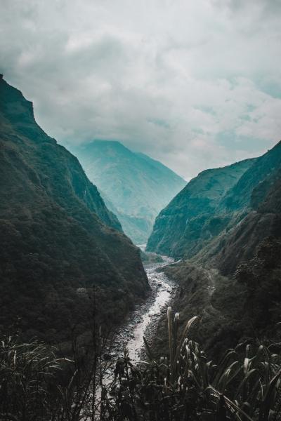 Baños, Ecuador: Land of the countless waterfalls
