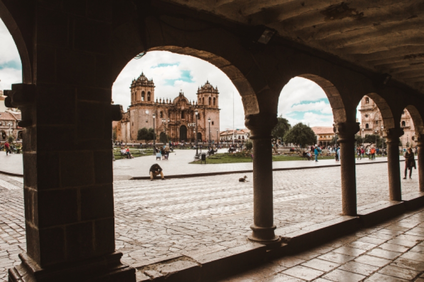 Day trips from Cusco plaza de armas cusco peru tours