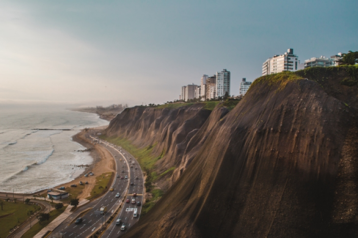 Lima, Peru's bustling capital and gastronomical hub